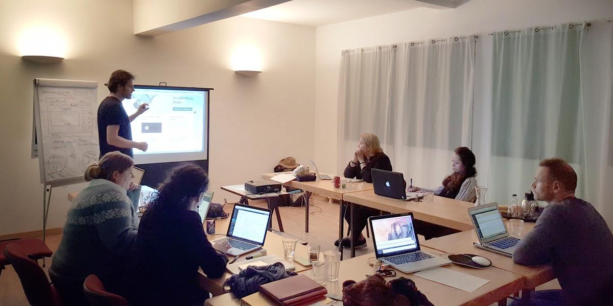 WordPress Bootcamp spoedcursus en 3 daagse training in Amsterdam, Den Haag en Antwerpen