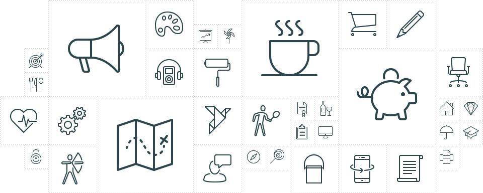 icons van pixellove