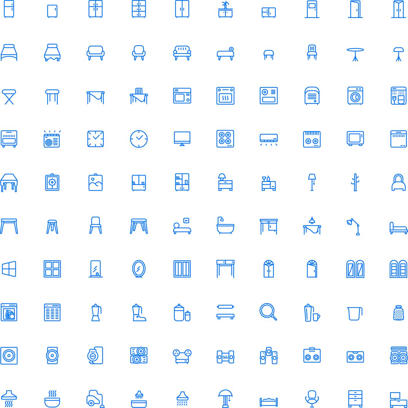 icons van Squid Ink