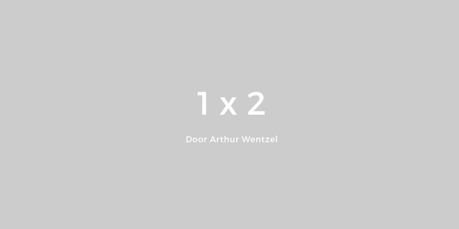 verhouding 3x4