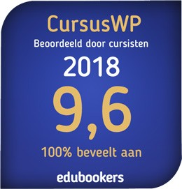 edubookers beste cursus training wordpress
