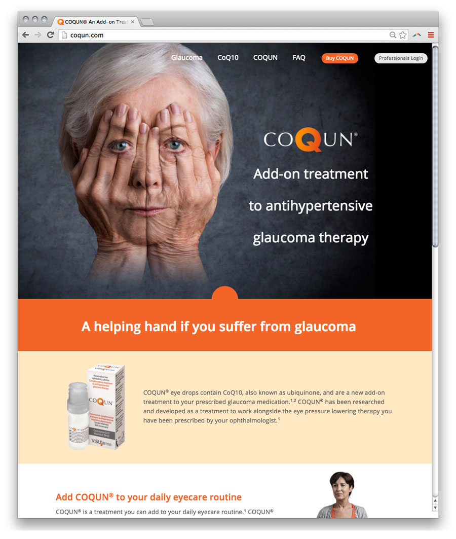 website webdesign Coqun