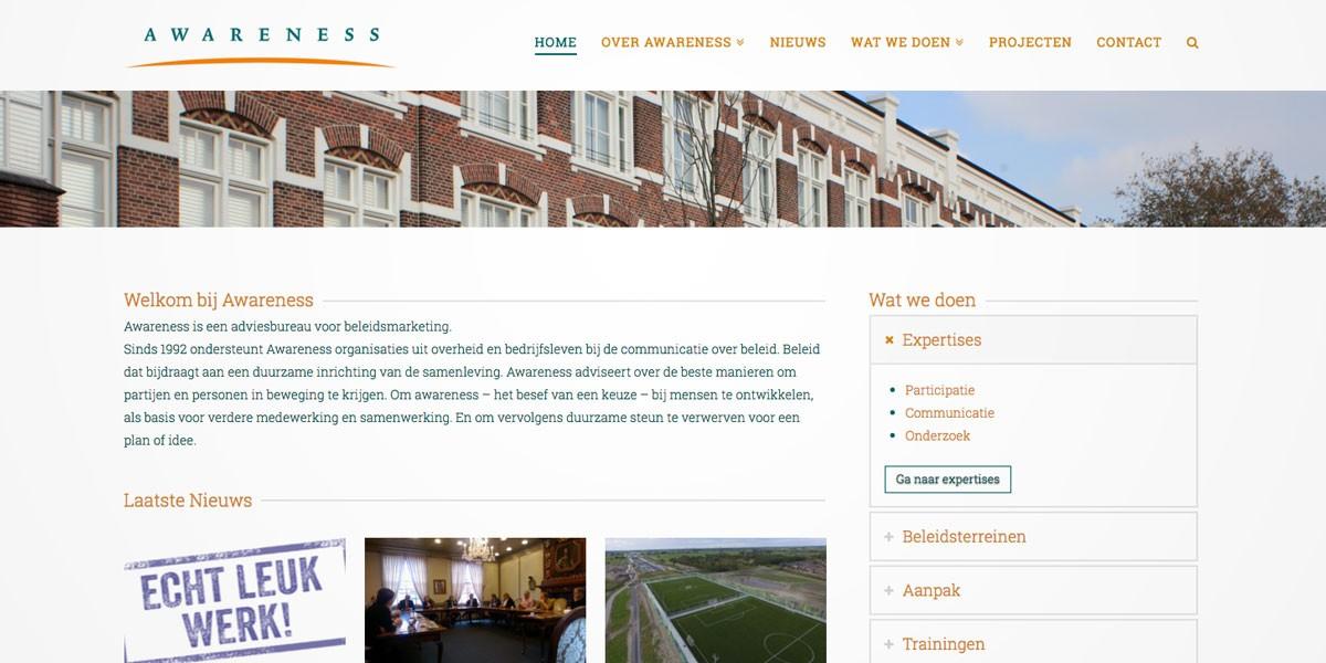 website webdesign awareness