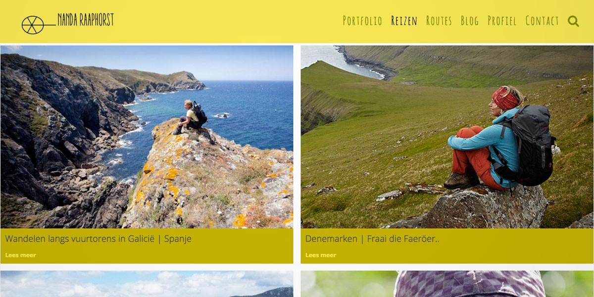 website webdesign Nanda