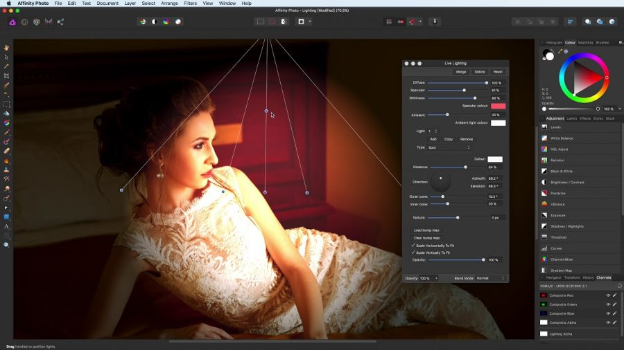 Affinity Photo | Goed alternatief voor Photoshop en fotobewerking