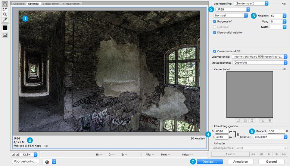 opslaan-voor-web-als-jpg-png-adobe-photoshop-export-scherm